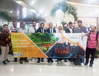 Saudi Arabia Travel Agencies Familiarization Trip 2019